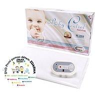 Baby Control Digital BC-200 + DVD Prvá pomoc deťom - Monitor dychu