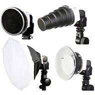 Terronic Creative set pre DSLR blesky 4v1 - Blesk