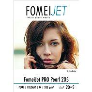 FOMEI Jet PRO Pearl 205 A4 - balení 20ks + 5ks zdarma - Fotopapier