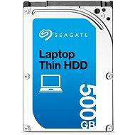 Seagate Momentus Thin 500 GB - Pevný disk