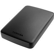 "Toshiba CANVIO BASICS 2.5"" 1000GB - Externý disk"