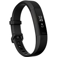 Fitbit Alta HR Black Gunmetal Small - Fitness náramok