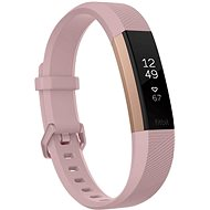 Fitbit Alta HR Pink Rose Gold Small - Fitness náramok