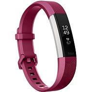 Fitbit Alta HR Fuchsia Small - Fitness náramok