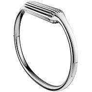 Fitbit Bangle pre Flex 2 Silver Small - Náramok