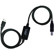 PremiumCord USB 2.0 repeater 10 m prepojovací - Dátový kábel
