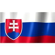 Vlajka Slovenské republiky - vlajka