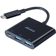 USB Hub AKASA AK-CBCA08-15BK