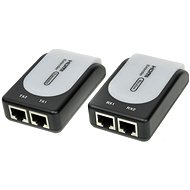PremiumCord HDMI extender na 60m - Redukcia
