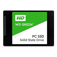 "WD Green PC SSD 120 GB 2.5"" - SSD disk"