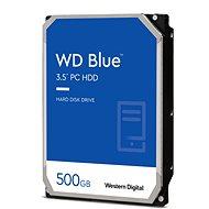 WD Blue 500GB - Pevný disk