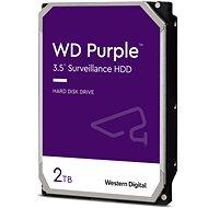 WD Purple 2TB - Pevný disk