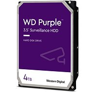 WD Purple 4 TB - Pevný disk