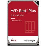 WD Red 4 TB - Pevný disk