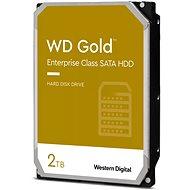 WD Gold 2 TB - Pevný disk