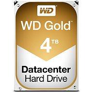 WD Gold 4 TB - Pevný disk