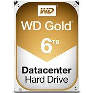WD Gold 6 TB - Pevný disk