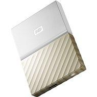 "WD 2.5"" My Passport Ultra Metal 3 TB bielo/zlatý - Externý disk"