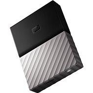 "WD 2.5"" My Passport Ultra Metal 3 TB čierno / šedý - Externý disk"