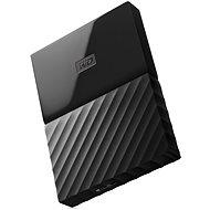 """WD 2,5"""" My Passport 1 TB čierny - Externý disk"""