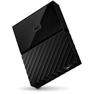 """WD 2,5"""" My Passport 4 TB čierny - Externý disk"""