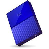 "WD 2,5"" My Passport 4 TB modrý - Externý disk"