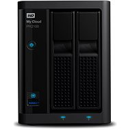 WD My Cloud PR2100 4 TB (2x 2 TB) - Dátové úložisko