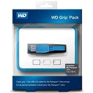WD Grip Pack 2 TB/3 TB Sky, modrý - Obal