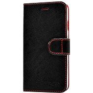 FIXED FIT pre Microsoft Lumia 550 čierne - Puzdro na mobilný telefón