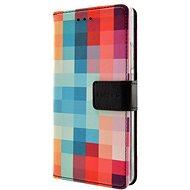 FIXED Opus na HTC Desire 650, motív Dice - Puzdro na mobilný telefón