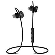 FIXED Steel A2DP čierny - Bluetooth Headset