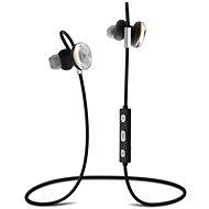 FIXED Steel A2DP strieborná - Bluetooth Headset