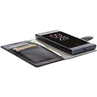 Krusell EKERÖ FolioWallet 2in1 pro Sony Xperia XZ, černé