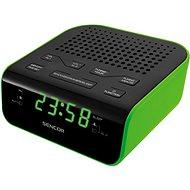Sencor SRC 136 GN čierno-zelený - Rádiobudík
