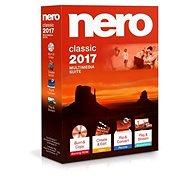 Nero 2017 Classic CZ - Napaľovací softvér
