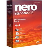 Nero 2018 Standard CZ - Napaľovací softvér