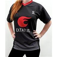 eXtatus hráčsky dres slovenská vlajka čierny