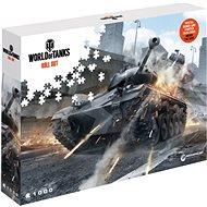 World of Tanks puzzle – Stráž si chrbát
