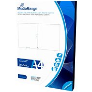MediaRange pre 11mm Blu-ray krabičky - Booklety