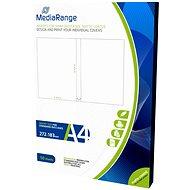 MediaRange pre 14mm DVD škatuľky - Booklety