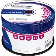MediaRange CD-R 50ks - Médiá