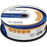 MediaRange DVD + R 25ks CakeBox - Médiá