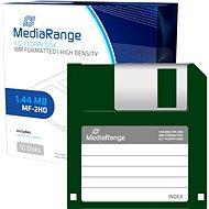"MediaRange 3,5""/1,44 MB, balenie 10 ks - Disketa"