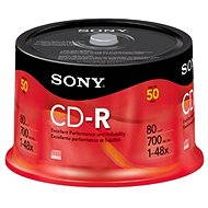 Sony CD-R 50ks CakeBox - Médiá