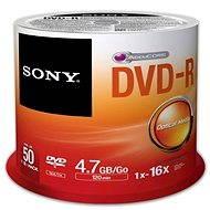Sony DVD-R 50ks CakeBox - Médiá