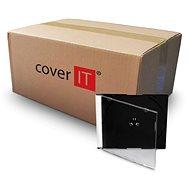 Krabička slim na 1 ks – čierna, 5.2 mm - Obal na CD/DVD