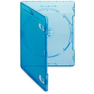 Krabička na Blu-ray média modrá,10 ks/bal - Obal na CD/DVD