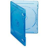 Krabička na 2ks Blu-ray média modrá,10ks/bal - Obal na CD/DVD