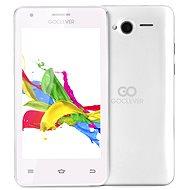 GOCLEVER Quantum 400 White Dual SIM - Mobilný telefón