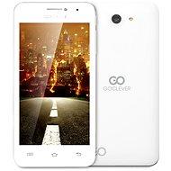 GOCLEVER Quantum 450 White Dual SIM - Mobilný telefón